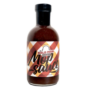 Bald Man Mop-Sauce